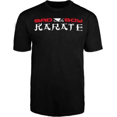 Футболка Bad Boy Bad Boy KARATE DISCIPLINE T Shirt Black KARATE