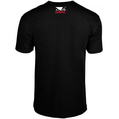 Футболка  Bad Boy MMA DISCIPLINE T Shirt Black MMA Clothing