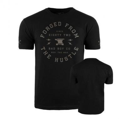 Футболка Bad Boy Forged from the Hustle Tee t-shirt black