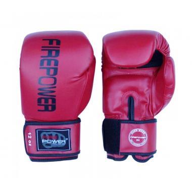 Боксерские перчатки Firepower FPBGА11 red