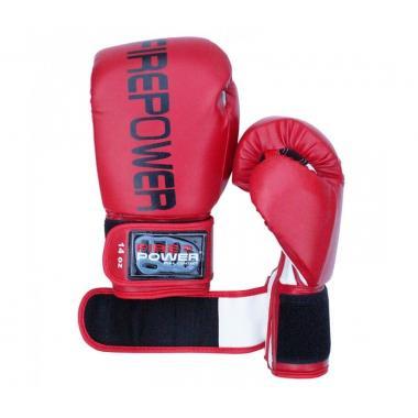 Боксерские перчатки Firepower FPBGA1 red