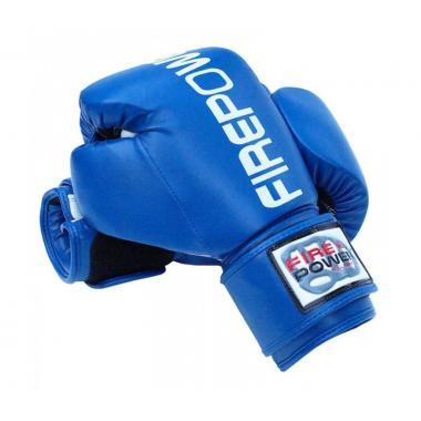 Боксерские перчатки Firepower FPBGA1 blue