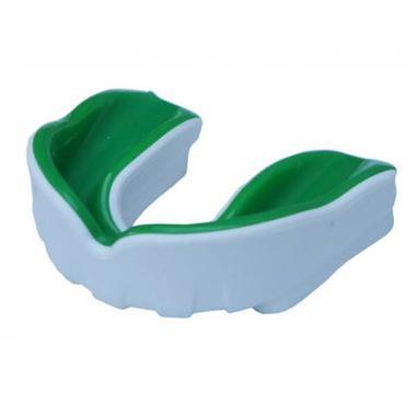 Боксерская капа Firepower Polaris Gel Зеленая с белым