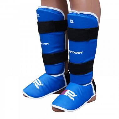 Защита ног детская Firepower FPSGA9 blue