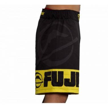 Шорты FUJI Sub Only Grappling Shorts black/yellow