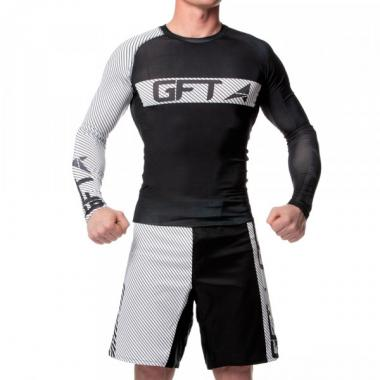 Рашгард GFT Plasma Black/White