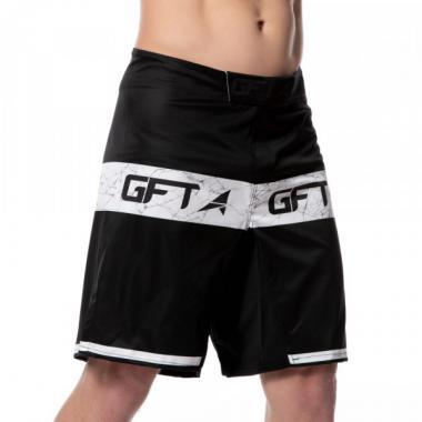 Шорты GFT Grappling Black/White