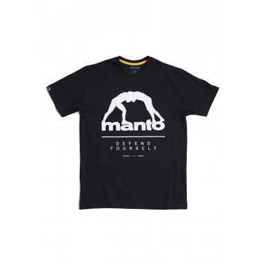 Футболка Manto Deffend 2.0 Black