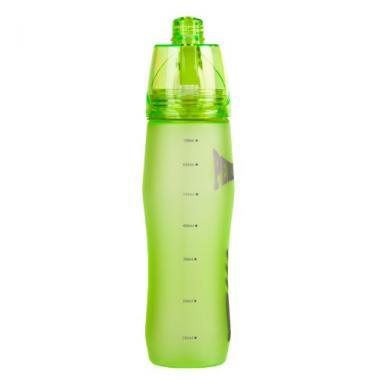 Бутылка спортивная для воды с распылителем Peresvit 2xCool Sport Bottle Dew Green