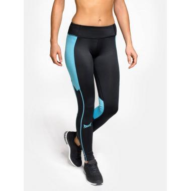 Леггинсы Peresvit Air Motion Women's Leggings Black Aqua