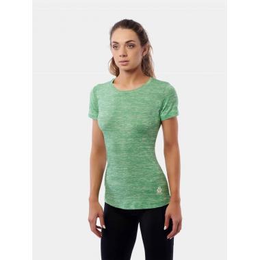 Спортивная футболка Peresvit Micromodal Women's T-shirt Island Green