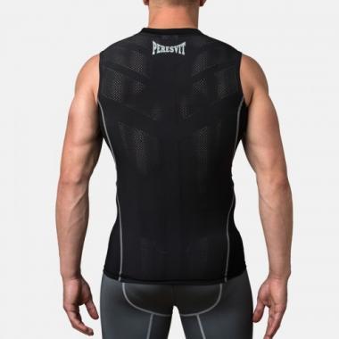 Компрессионная футболка без рукавов Peresvit Air Motion Compression Tank Black