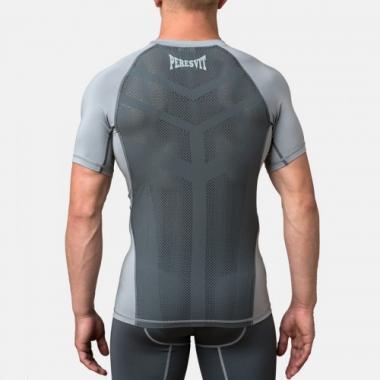 Компрессионная футболка Peresvit Air Motion Compression Short Sleeve T-Shirt Heather Grey