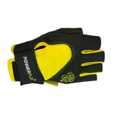 Перчатки для фитнеса PowerPlay 1728-D женские