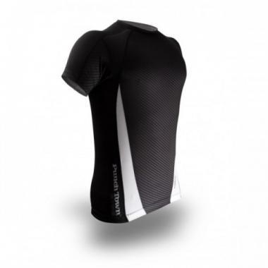 Рашгард PunchTown Carbon Rash Guard Short Sleeve