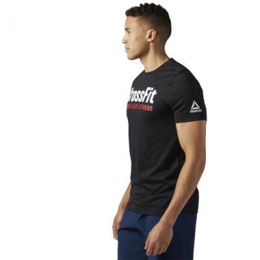 Футболка Reebok CrossFit black F.E.F