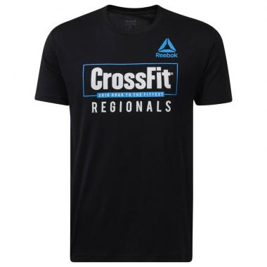 ФУТБОЛКА REEBOK CROSSFIT REGIONALS CUSTOMIZATION TEE