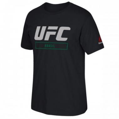 Футболка UFC Brasil