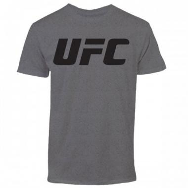 Футболка UFC t-shirt black/grey