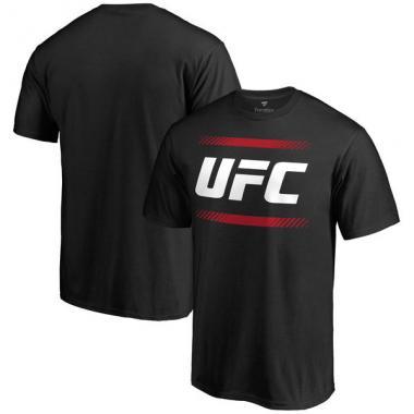 Fanatics Branded Black UFC Country Bars T-Shirt