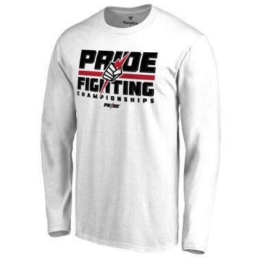 Лонгслив UFC Pride long sleeve t-shirt white