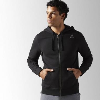 Спортивная кофта Reebok Elements Fleece Full Zip Hoodie