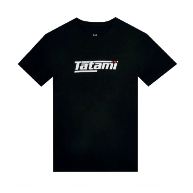 Футболка Tatami Logo Black