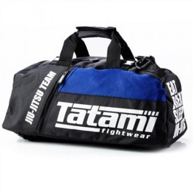 Сумка-рюкзак TATAMI Jiu Jitsu Gear Bag Blue