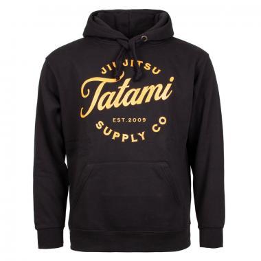 Толстовка Tatami Classic Hoodie Black