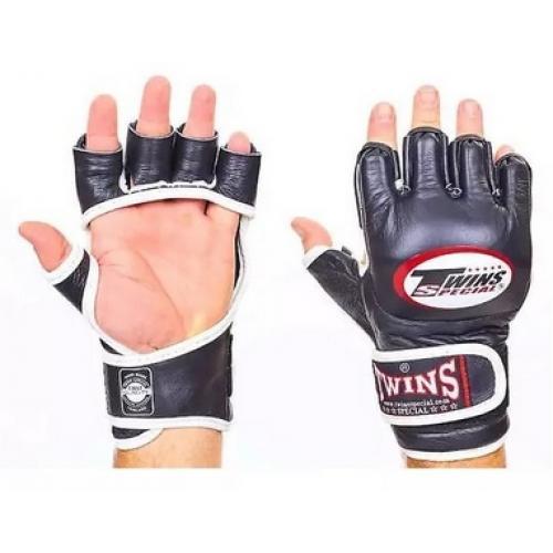 Перчатки для ММА  TWINS GGL-6-BK