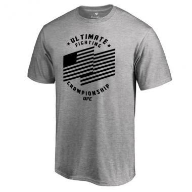 Футболка Ash UFC Anthem Flag T-Shirt