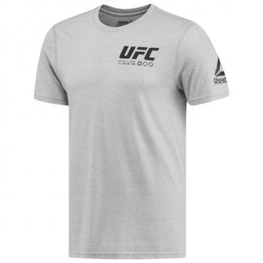 Футболка UFC Ultimate Fan grey