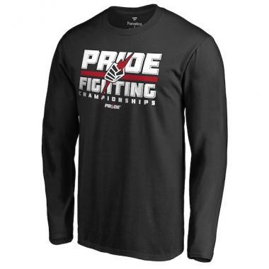 Лонгслив UFC Pride Long Sleeve T-Shirt black