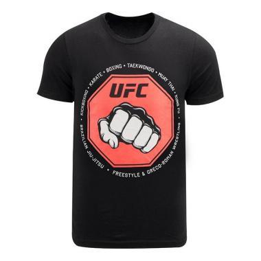 Футболка UFC Hammer black
