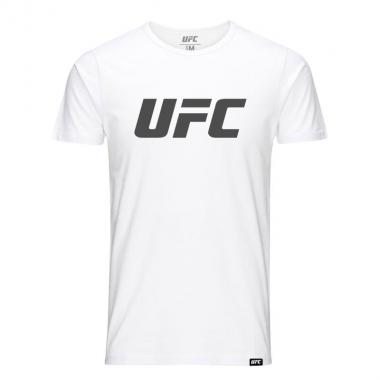 Футболка UFC black logo thirt