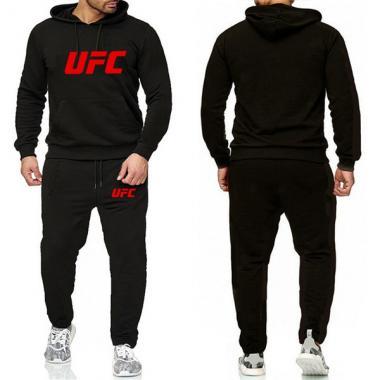Спортивный костюм UFC Logo red