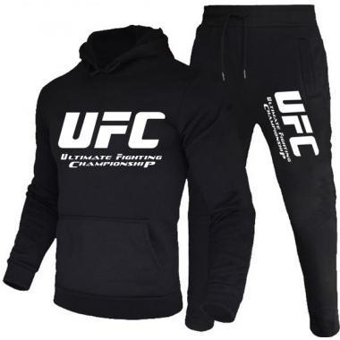 Cпортивный костюм UFC black