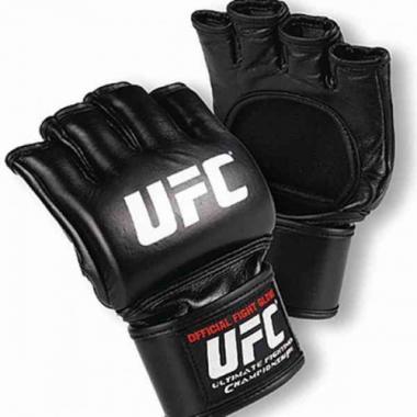 Перчатки для ММА UFC Ultimate 1 black
