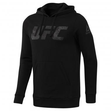 Толстовка  UFC Pullover black
