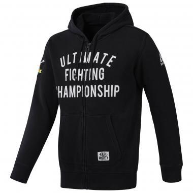 ХУДИ UFC FG R & M black