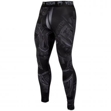 Компрессионные штаны Venum Gladiator 3.0 black