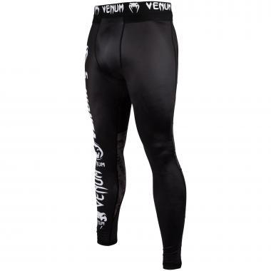 Компрессионные штаны Venum Logos black