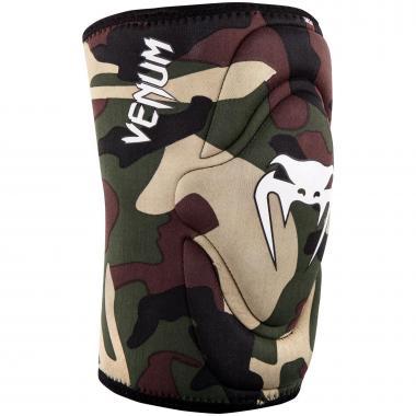 Наколенники Venum Kontact Lycra Knee Pad Patented Forest Camo