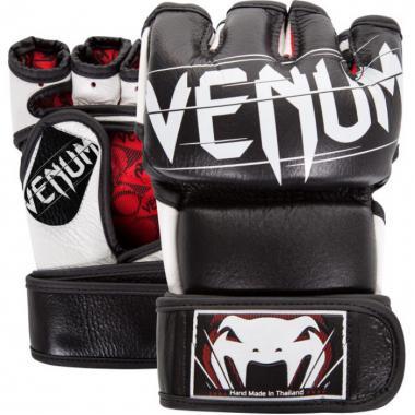 Перчатки Venum Undisputed 2.0 MMA Gloves - Nappa Leather - Black