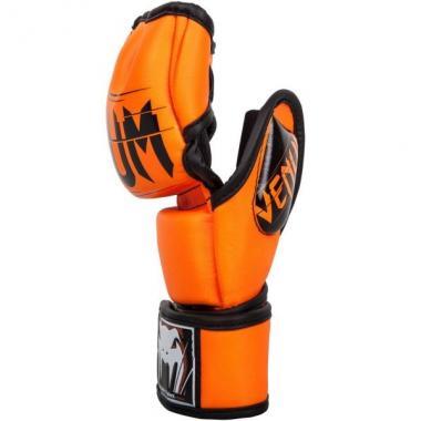Перчатки для ММА Venum Undisputed 2.0 Gloves Skintex orange