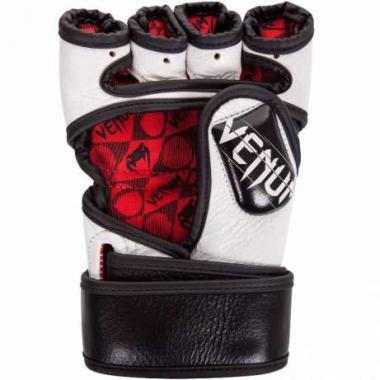 Перчатки Venum Undisputed 2.0 MMA Gloves - Nappa Leather - White
