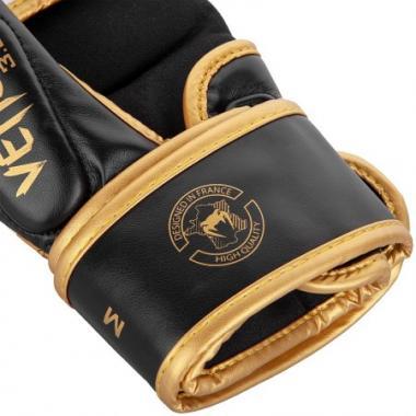 Перчатки ММА Sparring Venum Challenger 3.0 White/Black/Gold