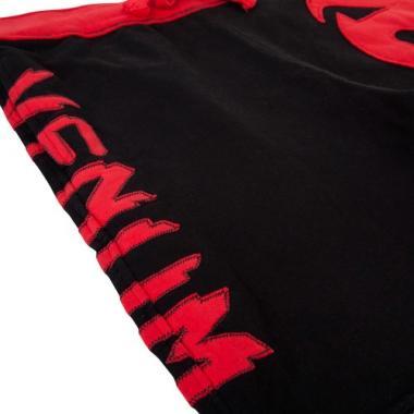 Шорты Venum Assault Training Shorts Black Red