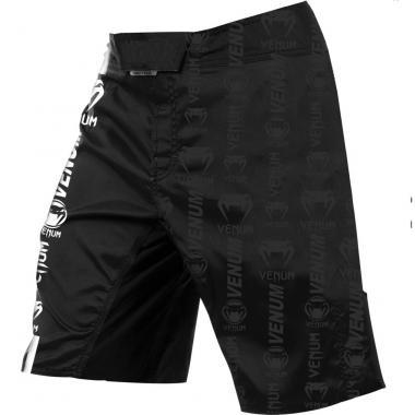 Шорты MMA Venum Logos Black