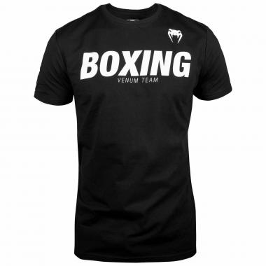 Футболка Venum Boxing VT black